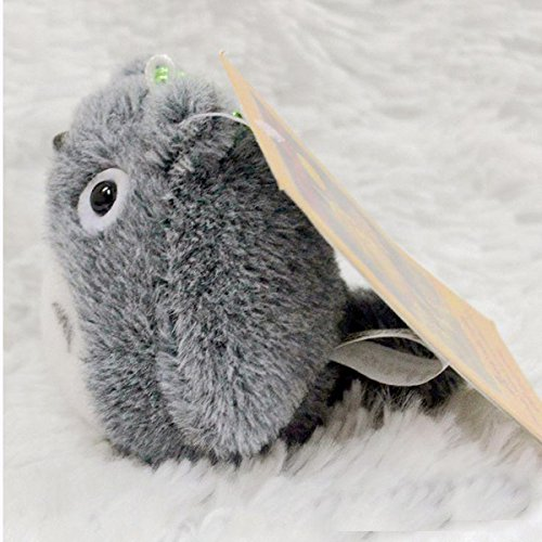 Amazon.com: (15pcs/set) 8cm Small Peluche Totoro Toy Kawaii Japanese My Neighbor Totoro Plush Toys Adora Bag Pendants Toy Phone Strap Doll: Baby