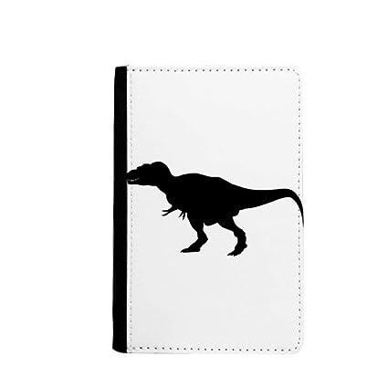 beatChong Huesos De Dinosaurios Rizado Pasaporte Silueta ...
