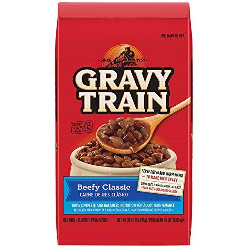 DPD Gravy Train Beef Flavor Dry Dog Food (Gravy Train Beef Flavor)