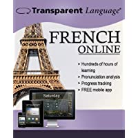 Transparent Language Online - French - 12 Month Subscription [Online Code]