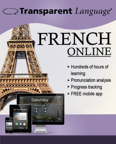 Transparent Language Online - French - Student Edition [6 Month Online Access]