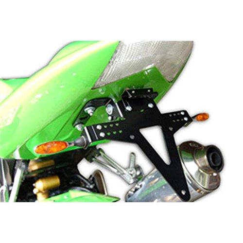 Kawasaki ZX-10R BJ 2004-05 Kennzeichenhalter Kennzeichenträ ger Nummernschild Halter / Halteplatte IBEX