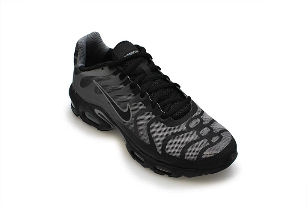 huge selection of 7b3f1 e9485 Nike air max Plus Fuse TN Mens Running Trainers 483553 Sneakers Shoes (UK  11 US 12 EU 46, Cool Grey Black 002)  Amazon.co.uk  Shoes   Bags