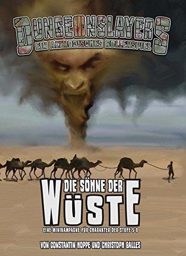 Die Söhne der Wüste (Dungeonslayers / Das altmodische Rollenspiel)