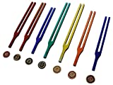 Ira Industry Chakra Tuning Fork With Colour Therapy
