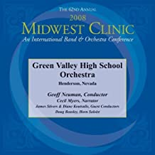 2008 Midwest Clinic, Green Valley High School Orchestra by Green Valley High School Orchestra