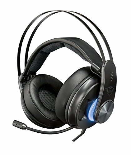 TRUST GAMING GXT 383 DION 7.1 BASS VIBRATION HEADSET 22055【Japan Domestic genuine products】【Ships from JAPAN】 by TRUST GAMING
