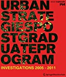 Urban Strategies Postgraduate Program, , 370911022X