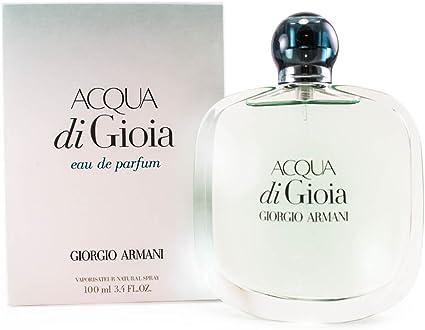 Oferta amazon: Giorgio Armani Acqua Di Gioia Agua de Perfume Vaporizador - 100 ml