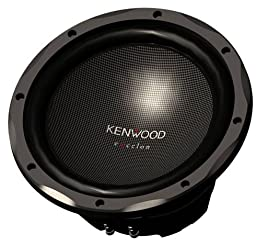 Kenwood KFC-XW12 - 12-Inch 4 Ohm Subwoofer