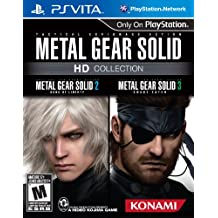 Metal Gear Solid Hd Collection - PlayStation Vita