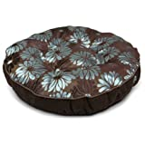 Kyjen Instinct 46-Inch Dog Bed, Large, Floral, My Pet Supplies