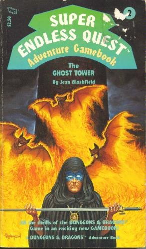 book cover of The Ghost Tower