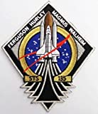 Official Nasa Space Program STS-135 Atlantis Patch