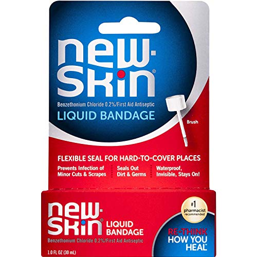 New-Skin Liquid Bandage - 1 fl oz (Pack of 3)
