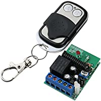 UHPPOTE 315MHz 1CH Wireless Remote Control Switch / Receiver For Access Control