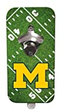 Team Sports America NCAA Clink-N-Drink Magnetic Bottle Opener – University Of Michigan Review