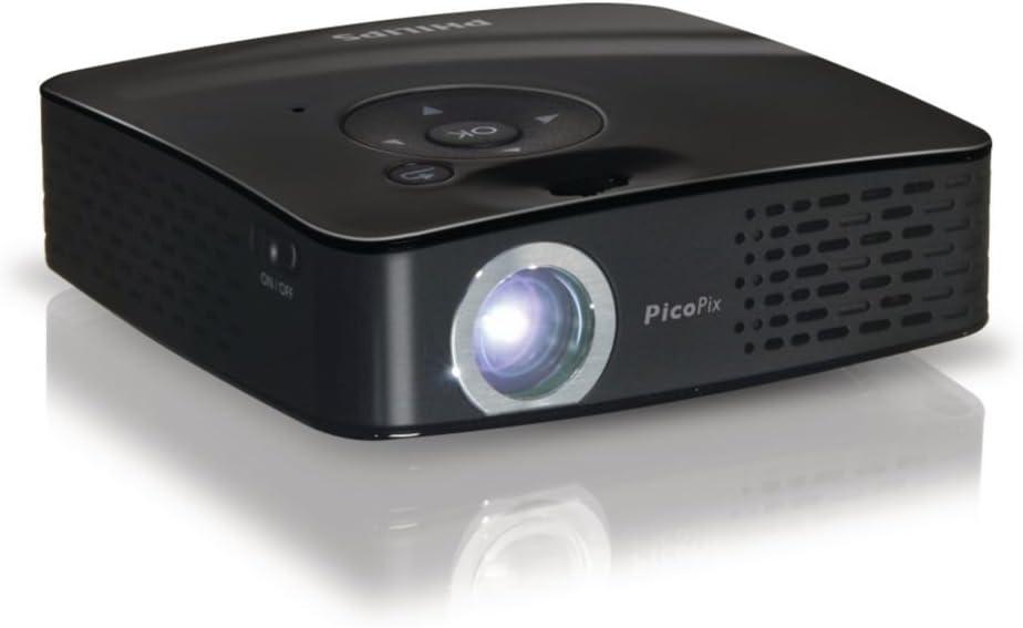 Philips Picopix 1230 - Proyector, 30 Lúmenes del ANSI: Amazon.es ...