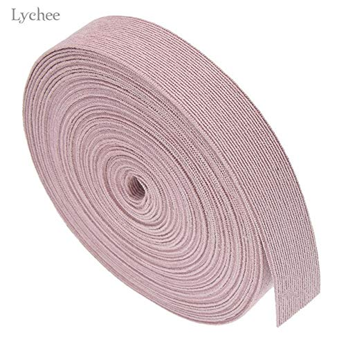 Vincent-Prestiges - 5m Long Solid Color Corduroy Ribbon DIY Handmade Hair Bow Decoration Material Stripe Apparel Sewing Crafts