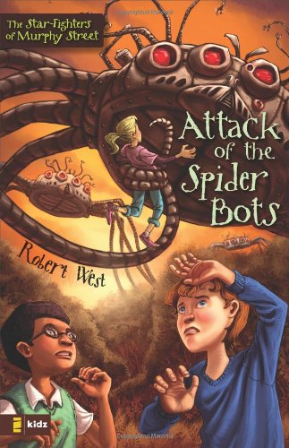Attack of the Spider Bots: Episode II (The Star-Fighters of Murphy Street)