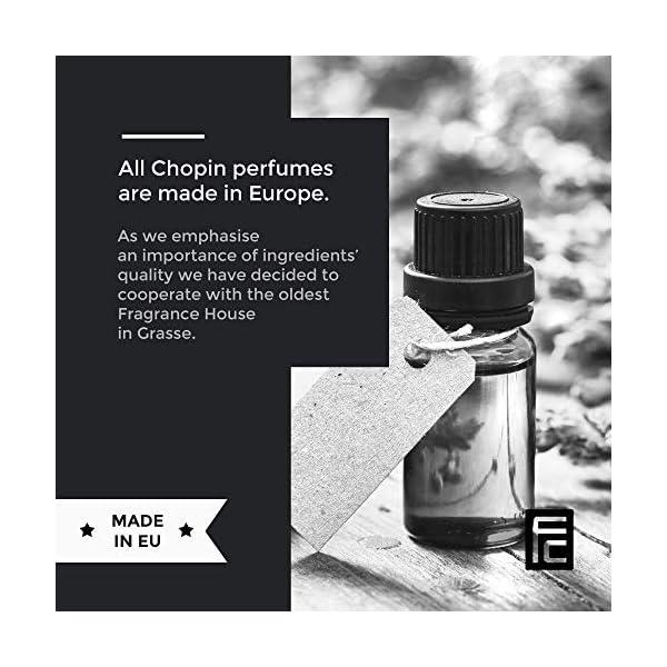 CHOPIN Op.28 Parfum pour Homme et Femme, 50 ml, Eau de Parfum Fragrance Mixte, Senteur Fraîche du Matin