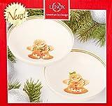 Lenox Gingerbread Bowls, Set of 2