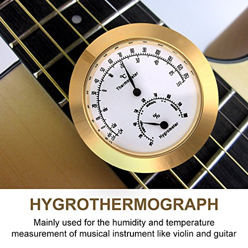 Chienti - Thermometer Hygrometer Humidity Temperature Meter