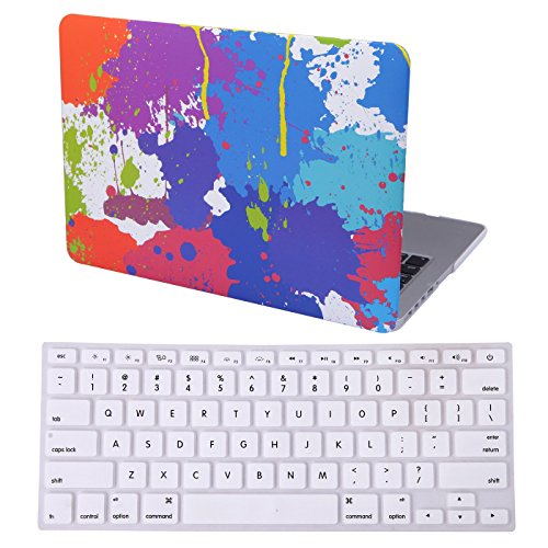 HDE MacBook Designer Keyboard Splatter