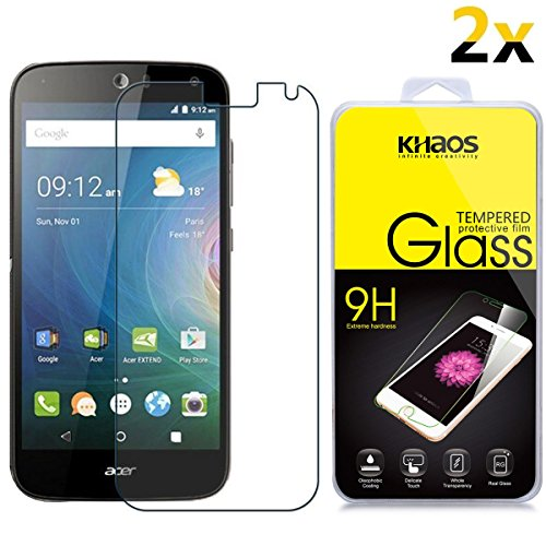 Tempered Glass Protector for Acer Liquid Z630 - 5