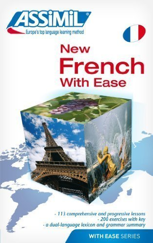 New French With Ease: The Day-By-Day Method by Anthony Bulger published by Assimil Gmbh (1998)