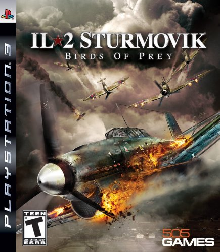 Il 2 Sturmovik  Birds Of Prey   Playstation 3