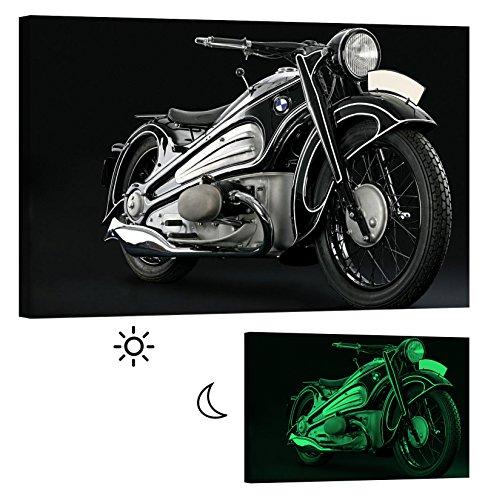 Canvas Print Supercars Motorcycles Motorcycle