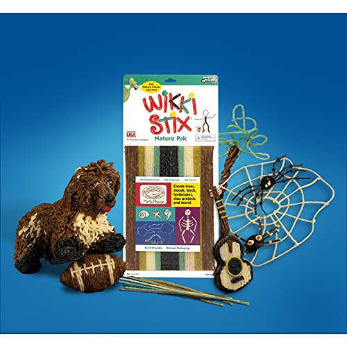 WIKKI STIX NATURE COLORS (Set of 3) by WikkiStix