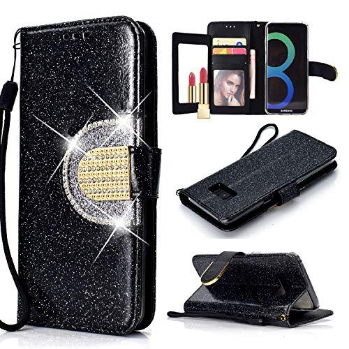 UEEBAI Wallet Flip Case for Samsung Galaxy S10 Plus