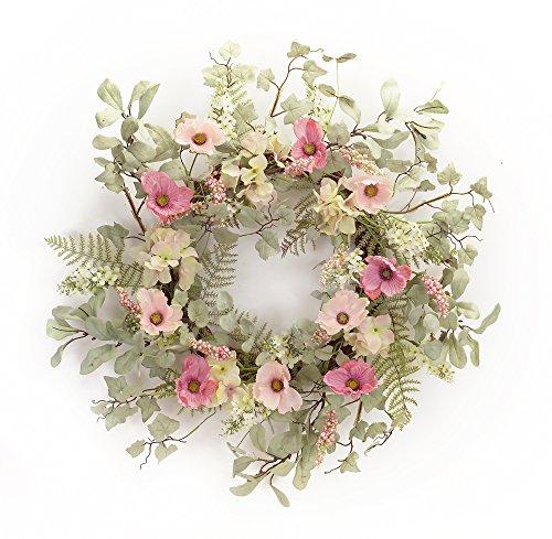 Melrose International, LLC 66158 Spring Floral Poppy & Hy...