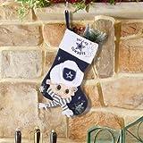SC Sports Dallas Cowboys Mascot Fiber Optic Stocking