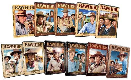 Rawhide: Six Season Pack by Paramount