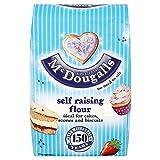 McDougalls Self Raising Flour - 1.25kg (2.76lbs)