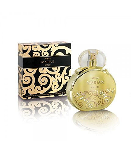 Armaf Marjan Gold Perfume For Men And Women 100 ML EDT by Armaf