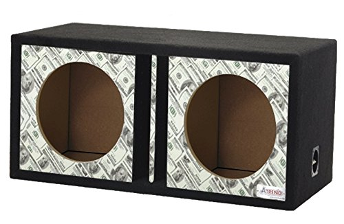 Atrend Divided Subwoofer Enclosure Bankroll