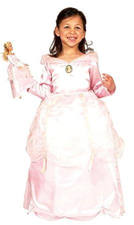 Mattel Disfraz De Barbie Para Nina De 8 10 Anos Amazon Es