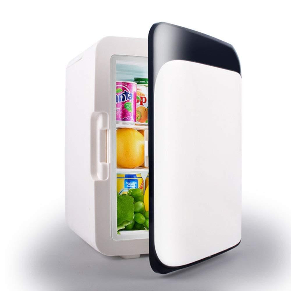 Mini refrigerador de coche Mini refrigerador y calentador de la ...