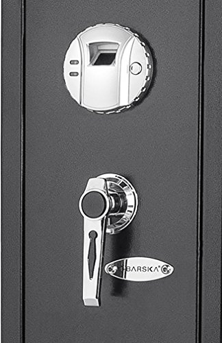 Barska Quick Access Biometric Rifle Safe AX11652