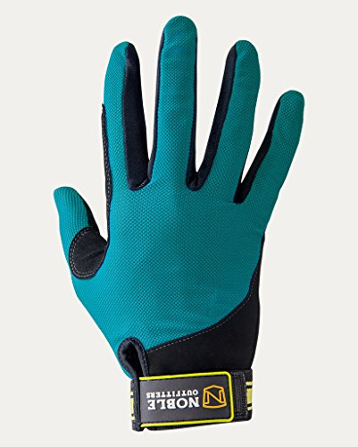 Noble Outfitters Glove Mesh, Deep Turquoise, 7