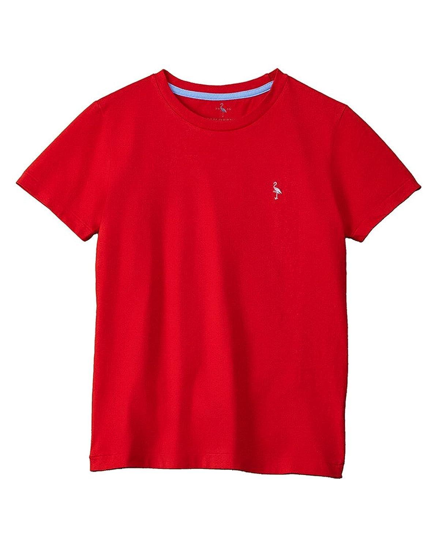 TailorByrd Boys Boys' T-Shirt, L/14-16, Red big discount