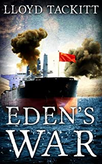 Eden's War by Lloyd Tackitt ebook deal