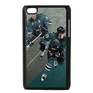 San Jose Shark iPod Touch 4 Case Black Y7392638