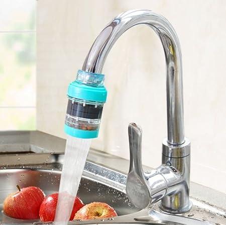 Hogar purificador de agua magnetizing cocina grifo filtro para ...