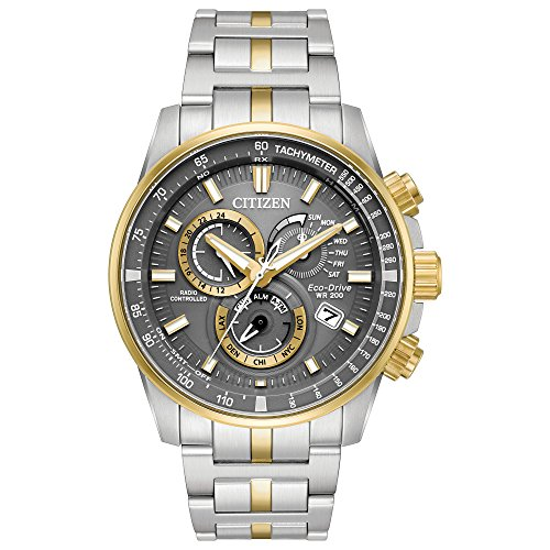 Citizen Watches  Men's AT4124-51H Eco-Drive Two-Tone One Size