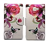 Sharp Icon Fancy Printed Designer Leather Flip Wallet Back Cover Case for Samsung Galaxy A9 Pro